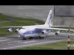 ᴴᴰ ✈ WORLDS BIGGEST MODEL AIRPORT - - FLYING PLANES 1:87 - MiWuLa