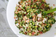 Shrimp & Avocado Salsa @NatashasKitchen-2