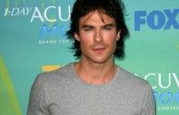 Ian Somerhalder should really consider a future in politics.  He is all-caring, pro- environment. Imagine the wonderful things he would do.