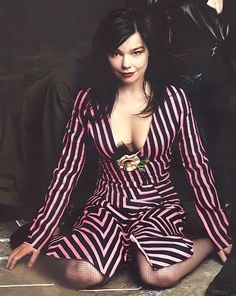 Bjork gotta have the dress and a spec of her creativity would be great