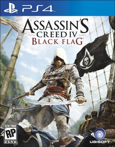 Playstation 4 – Assassin's Creed IV Black Flag – Videos, reviews, interviews, screenshots and more!