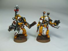 Imperial Fist, Warhammer 30k, Warhammer 40k Miniatures, Space Marine, Pictures To Paint, Marines, War Hammer, Perspective, Solar