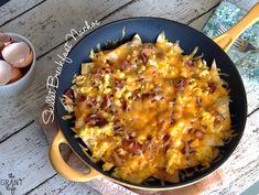 Skillet Breakfast Nachos Recipe on Yummly