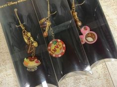 Mickey & Minnie strap omelet / parfait / pudding, etc. H1A1_ image 2