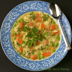 How To Make Chicken and Dumpling Soup Chicken Recipe
