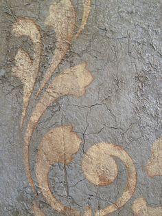 Artisan Enhancements Crackle Tex with Chalk Paint®