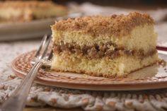 Amish Streusel Cake | MrFood.com