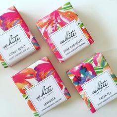Handmade soap by White Seventy Nine