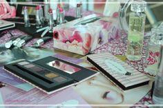 "Puder und Pinsel Straubing: VIP Event - 45 Jahre Déesse  Lidschatten Palette ""la vie en rosé"" Limited Edition - ab 15. September 2016 erhältlich  #lavieenrosé #lidschatten #Palette #AMU #Augenmakeup #smokeyeyes #rosa #flieder #gold #schminken #limitededition #gesichtspflege #kosmetik #cosmetic #déesse #deesse #ds #déessecosmetics #schweiz #direktvertrieb #déesseberatung #beraterin #beautyblog #beauty #makeup"