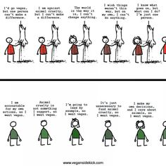Vegan Memes, Vegan Humor, Reasons To Go Vegan, Vegan Lifestyle, Animal Rights, Going Vegan, Comics, Veganism, Compassion