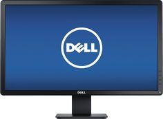 """Dell - E2414HM 24"""" LED HD Monitor - Black"""