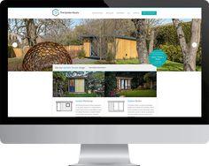 x - Dog Photography Studio - Green Retreats Chill Out Room, Contemporary Garden Rooms, Garden Cabins, Garden Workshops, Outdoor Gym, Classic Garden, Garden Studio, Garden Buildings, At Home Gym