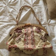 Purse Super cute purse purchased from J Jill J. Jill Bags