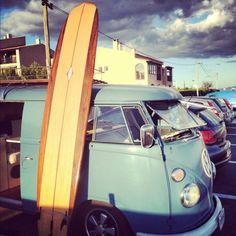 Nice board ...Nice VW