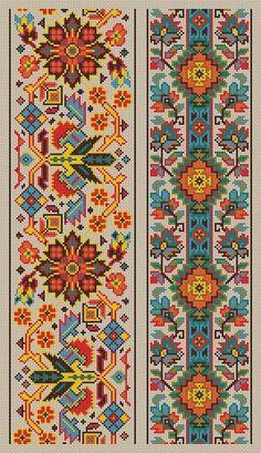 Dos cenefas que están muy de moda más en http://tutorialesydiys.blogspot.com/2015/05/cenefas-etnicas-o-indies.html?utm_content=buffer7e23c&utm_medium=social&utm_source=pinterest.com&utm_campaign=buffer #indie #etnico