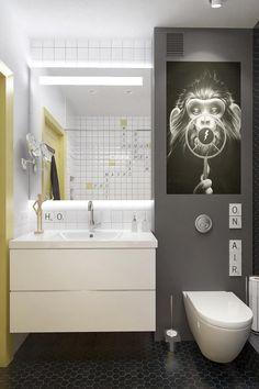 11 veces que una pieza de arte dio vida a un baño