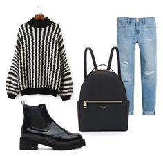 """Lazy Day"" by juliaschwartz202 on Polyvore featuring White House Black Market, Henri Bendel, women's clothing, women, female, woman, misses and juniors"
