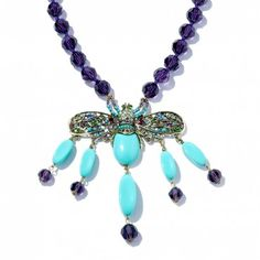 """Bee Jeweled"" Necklace 