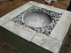 33 DIY Fire Pit Ideas « DIY Cozy Home