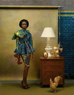 Vlisco - Hommage a L'Art collection