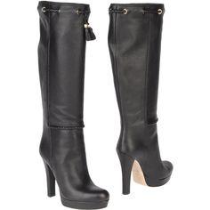 GUCCI High-heeled boots (