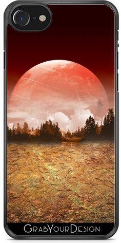 GrabYourDesign - Case for Iphone 7/7S Utopia - by Texnotropio