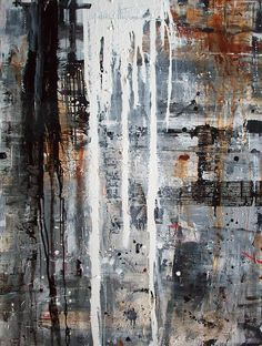 48 x 36 original abstract painting by Brian Elston / available at www.mod45.com