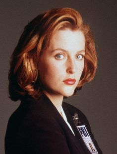 Dana Scully-I named my dog after her dog!