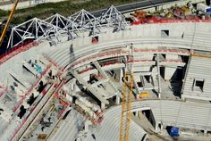 Novembre 2012 - Le chantier en images