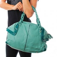 Braided Strap Tote