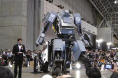 Buy Your New Mech Today for only $1.4 Million Only 1, Heavy Equipment, The Unit, News, Stuff To Buy, Technology, Tech, Tecnologia
