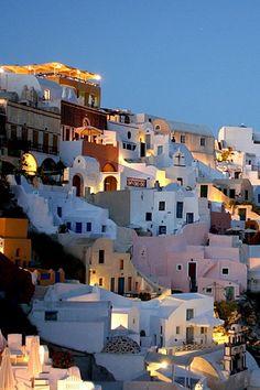 Greece... as evening descends ...  ASPEN CREEK TRAVEL - karen@aspencreektravel.com