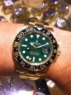YG Rolex GMT Master 2