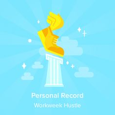 I just beat my personal record with steps in the Weekend Warrior challenge! Fitbit Badges, Getting Back In Shape, Walkabout, Work Week, Keep Fit, 21 Day Fix, Get Healthy, Health And Wellness, Healthy Living