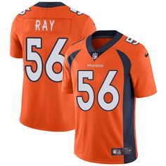 Vikings Harrison Smith jersey Nike Broncos  56 Shane Ray Orange Team Color Men s  Stitched NFL c8973a302