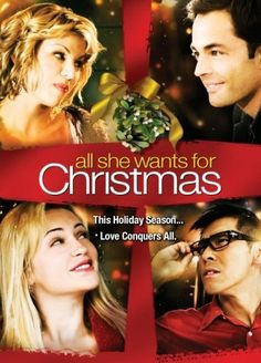 All She Wants for Christmas: Monica Keena, Tobias Mehler, Steve Bacic, Ron Oliver Xmas Movies, Hallmark Christmas Movies, Hallmark Movies, Christmas Books, A Christmas Story, Great Movies, Hd Movies, Movies Online, Movies And Tv Shows
