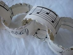 Sheet Music Holiday Decor.... - Uncommon Designs...