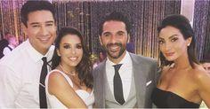 A Look Back at Eva Longoria and Pepe Bastón's Incredible Wedding