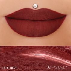 Anastasia Beverly Hills - Heathers Liquid Lipsticks