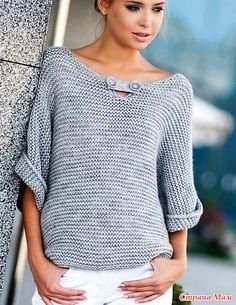 Crochet Dog Sweater Free Pattern, Lace Knitting Patterns, Knitting Stitches, Knitting Designs, Crochet Designs, Loom Knitting Projects, Easy Knitting, Knit Fashion, Sweater Fashion
