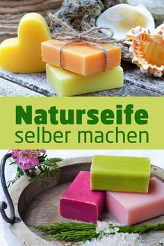 Seife selber machen – DIY – Online-Kurs In this step-by-step video course you will learn how to make Healthy Eating Tips, Healthy Nutrition, Slime, Natural Dog Shampoo, Natural Soaps, Diy Online, Diy Beauté, Easy Homemade Gifts, Diy Gifts