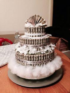 ... shower ideas wedding money bridal shower money showermoney cake shower