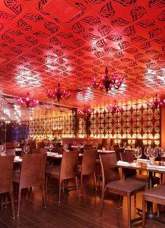 Boca Restaurant at the Conga Room Designed By Belzberg Architects
