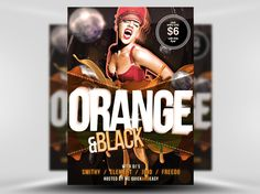 Black & Orange Free PSD Flyer Template https://noobworx.com/store/black-orange-free-psd-flyer-template/?utm_campaign=coschedule&utm_source=pinterest&utm_medium=NoobWorx&utm_content=Black%20and%20Orange%20Free%20PSD%20Flyer%20Template #free #flyer #template