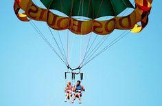 Take a sky ride / Parasailing on your honeymoon in Mauritius Mauritius Honeymoon, Mauritius Travel, Mauritius Island, Honeymoon Destinations, Honeymoon Ideas, Honeymoon Inspiration, Travel Inspiration, Budget Friendly Honeymoons, Sky Ride