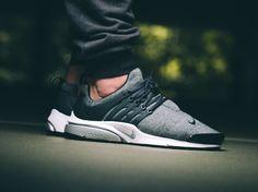 Nike Air Presto Fleece Tech Grey
