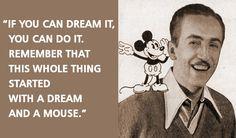 A Great Reason To Dream Big! Inspiring!