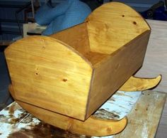 Cradle Plans To Build   ... to build your own drawer boxes click on either photo baby doll cradle