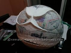 Image result for nightmare before christmas characters paper mache