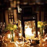 non floral wedding centerpieces for fall -